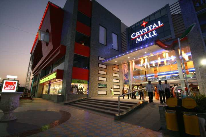 Crystal Mall Rajkot Shopping Malls In Gujarat