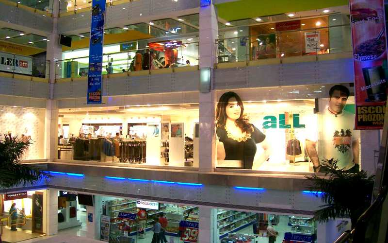 Iscon Prozone Mall Rajkot Shopping Malls In Gujarat