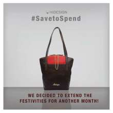 HIDESIGN Presents End of Season Sale #savetospend