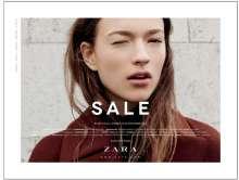 The sale at Zara Surat Stores starts on 26 December 2015