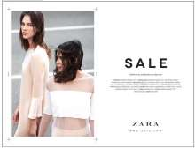 ZARA Sale in all stores from 3 July 2014 in Surat