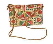 Embroidered Sling Bag MRP Rs. 1590