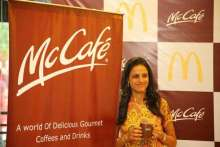 Bengaluru First Stop on McCafe's® Southward Journey in India