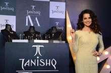 Tanishq, IVA-2. Collection Launch, Kangana Ranaut