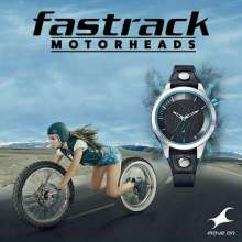 Fastrack introduces Motorheads, a new collection of watches inspired by the world of motoring