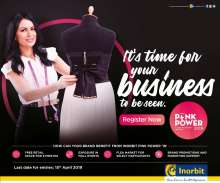 IT'S TIME TO GET YOUR BUSINESS NOTICED! WRITE YOUR SUCCESS STORY WITH INORBIT'S PINK POWER SEASON 5